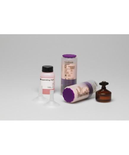 Пластмасса IvoBase Hybrid Kit 20 Pink-V Implant