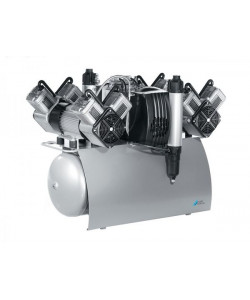 Комплект для дооснащения компрессора Quattro Tandem, включает 1 агрегат и 1 мембанный осушитель