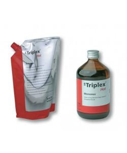 Полимер - SR Triplex Hot Polymer 1 kg pink-V