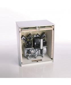 Кожух шумопоглащающий для компрессора Торнадо 70, 130 (1,2), Россия