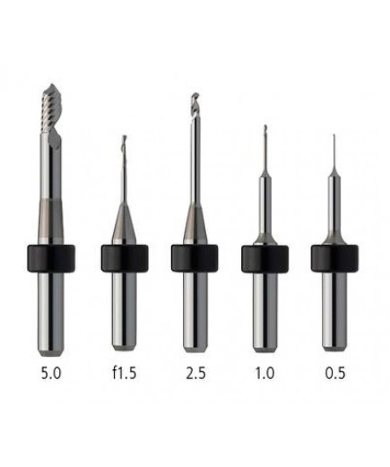 PrograMill tool black 0.5 for PM7